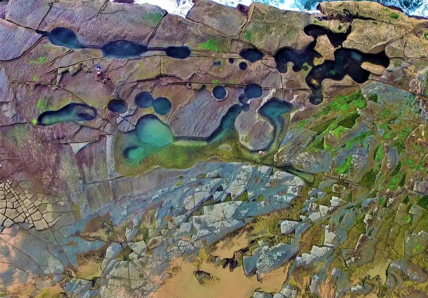 Sydney Nationalpark - Figure 8 Pools