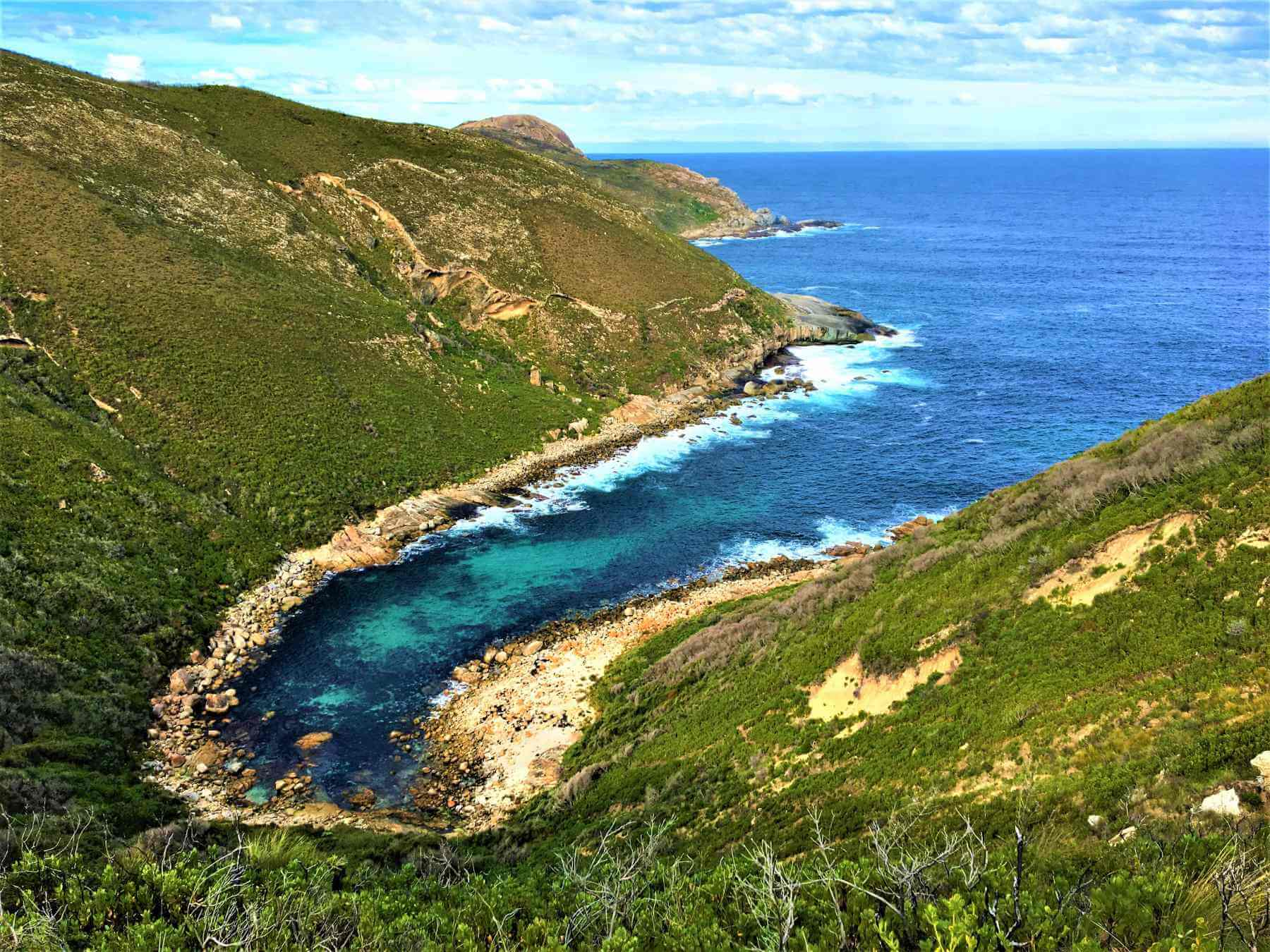 Torndirrup National Park - Bucht