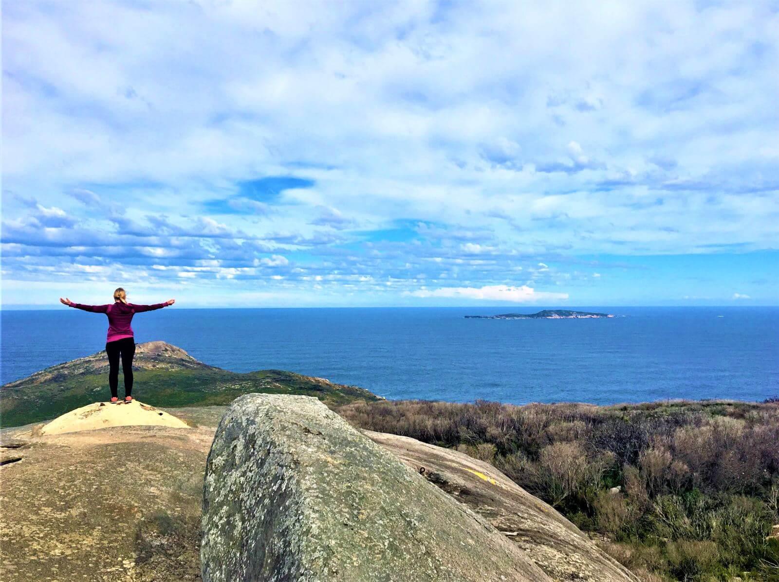 Torndirrup National Park - Stony Hill