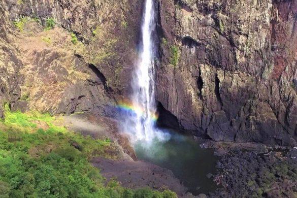 Wasserfall Wallaman Falls in Australien