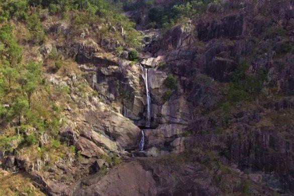 Wasserfälle in Australien - Jourama Falls