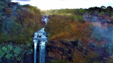Wasserfall in Australien an der Ostküste - Ebor Falls