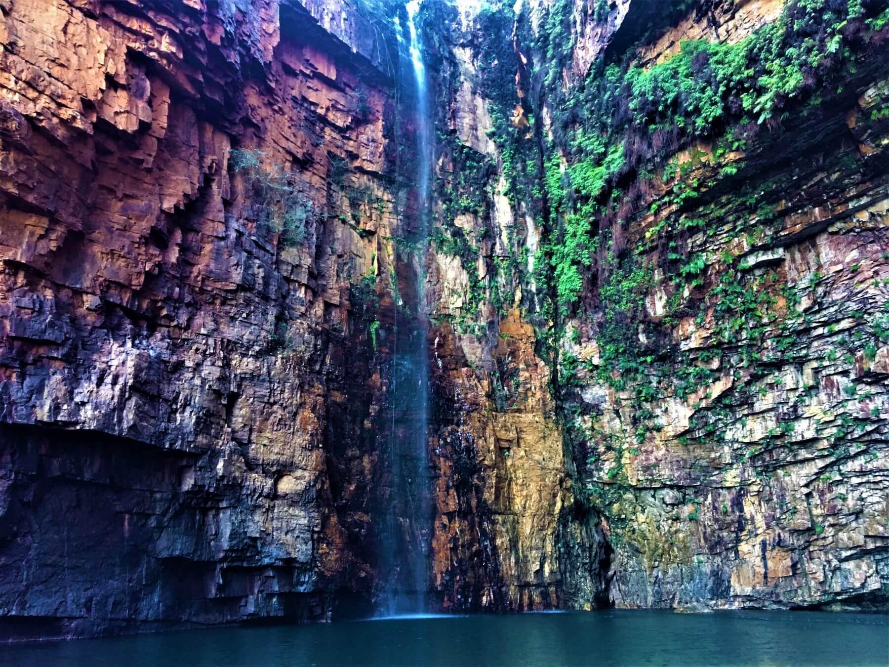 Wasserfall auf der Gibb River Road - Emma Gorge