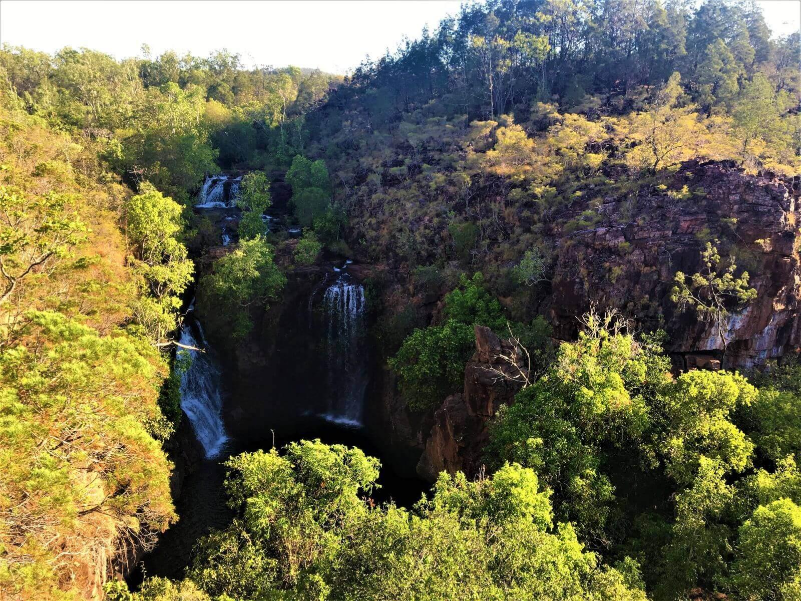 Wasserfall in Australien - Die Florence Falls
