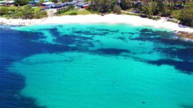 Osteküste Australien Highlights - Tükisblaue Bucht