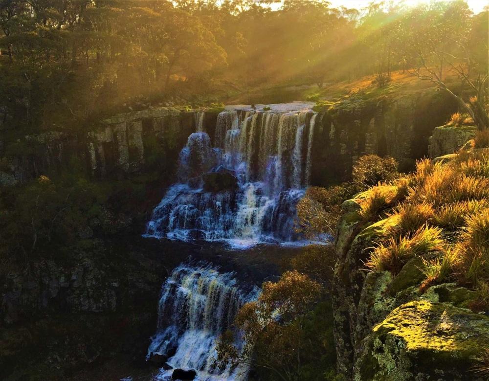 Ostküste Australien Highlights - Wasserfall