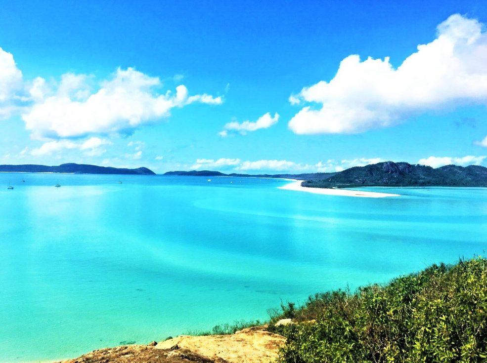 Ostküste Australien Sehenswürdigkeiten - Türkisblaues Meer