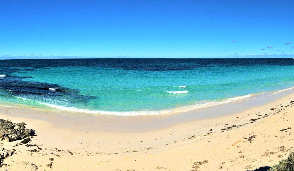 Westküste Australien - Highlights - Schöner Strand