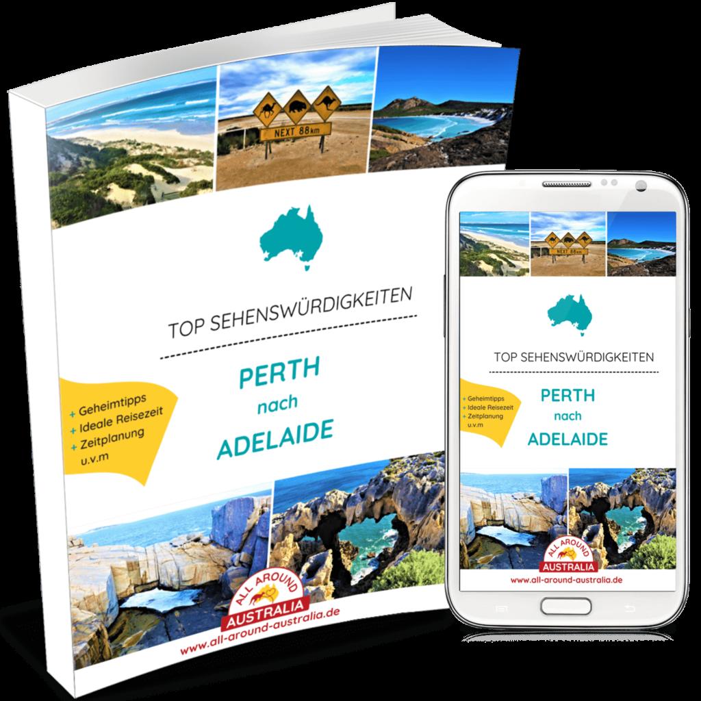 Australien Highlights - Perth nach Adelaide