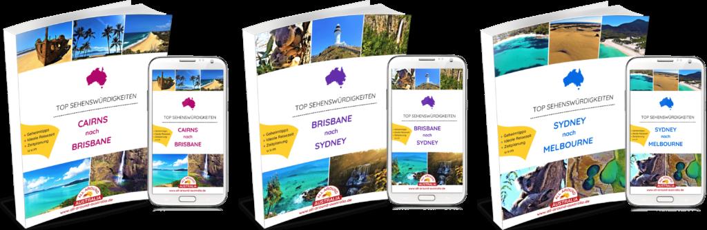 Australien Ostküste - Sehenswürdigkeiten