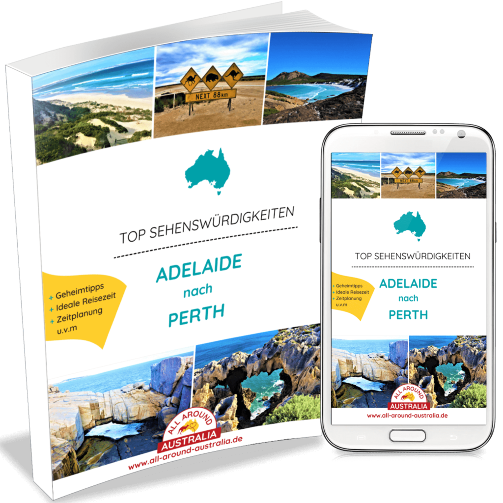 Sehenswürdigkeiten Adelaide nach Perth