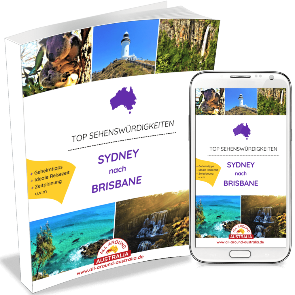 Sehenswürdigkeiten Sydney nach Brisbane