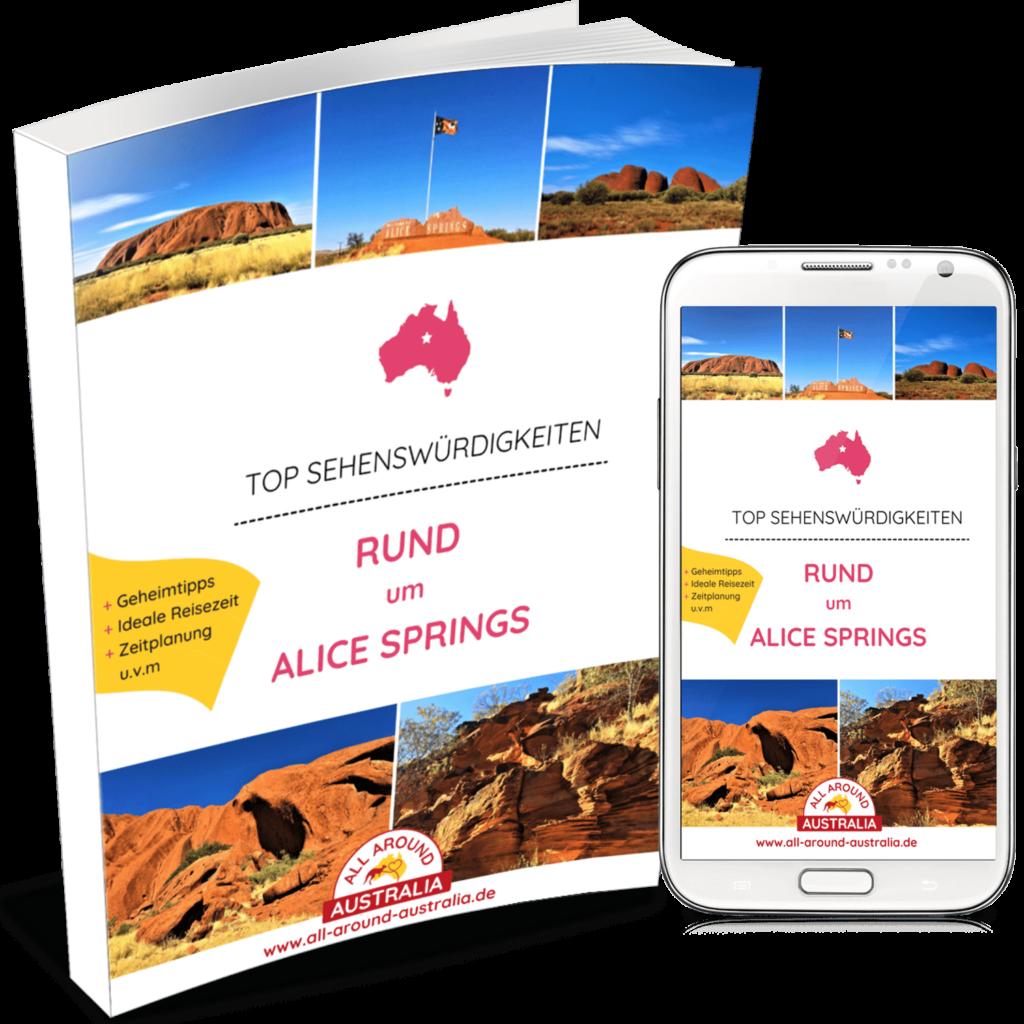 Sehenswürdigkeiten Alice Springs