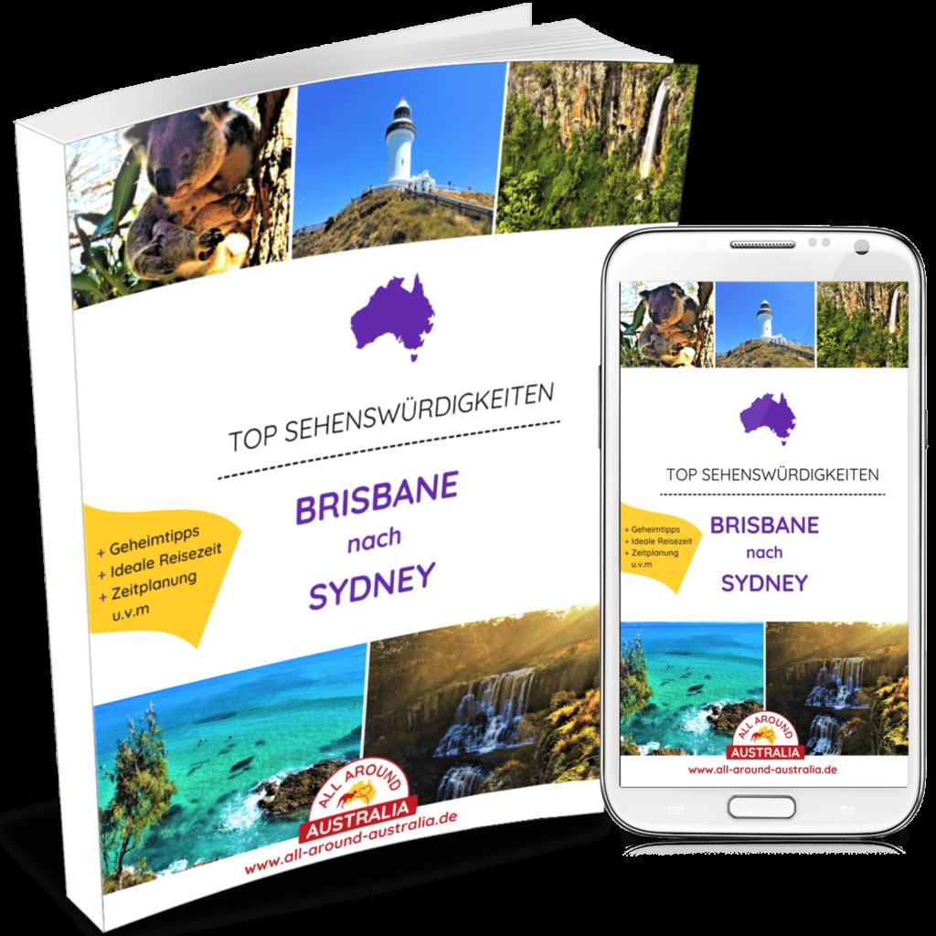 Sehenswürdigkeiten Australien - Brisbane nach Sydney