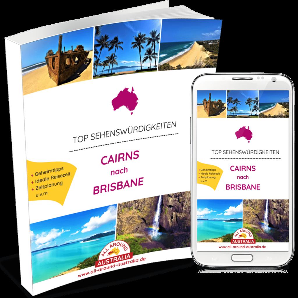 Sehenswürdigkeiten Cairns nach Brisbane
