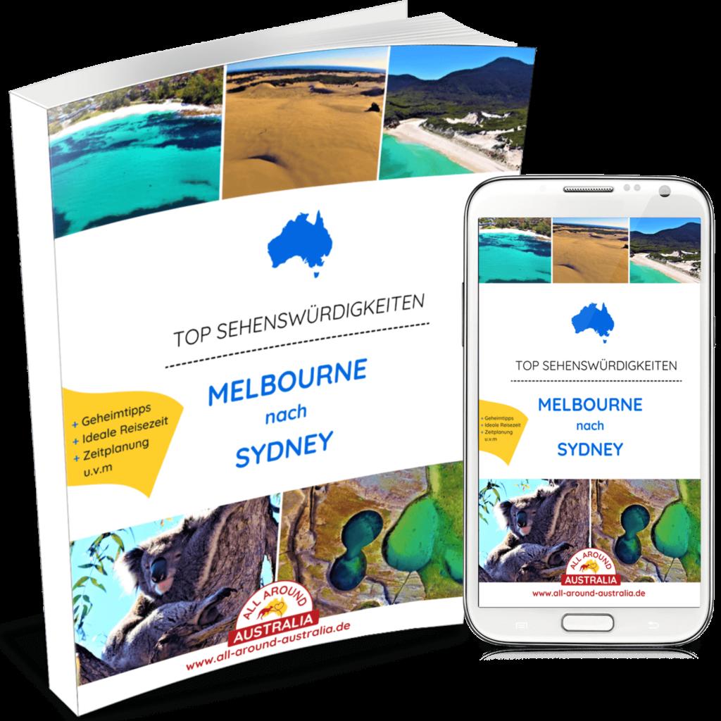 Sehenswürdigkeiten Melbourne nach Sydney