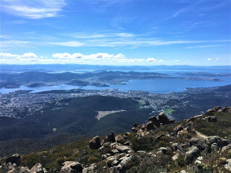 Routen - Tasmanien